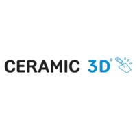Логотип компании «Ceramic 3D»