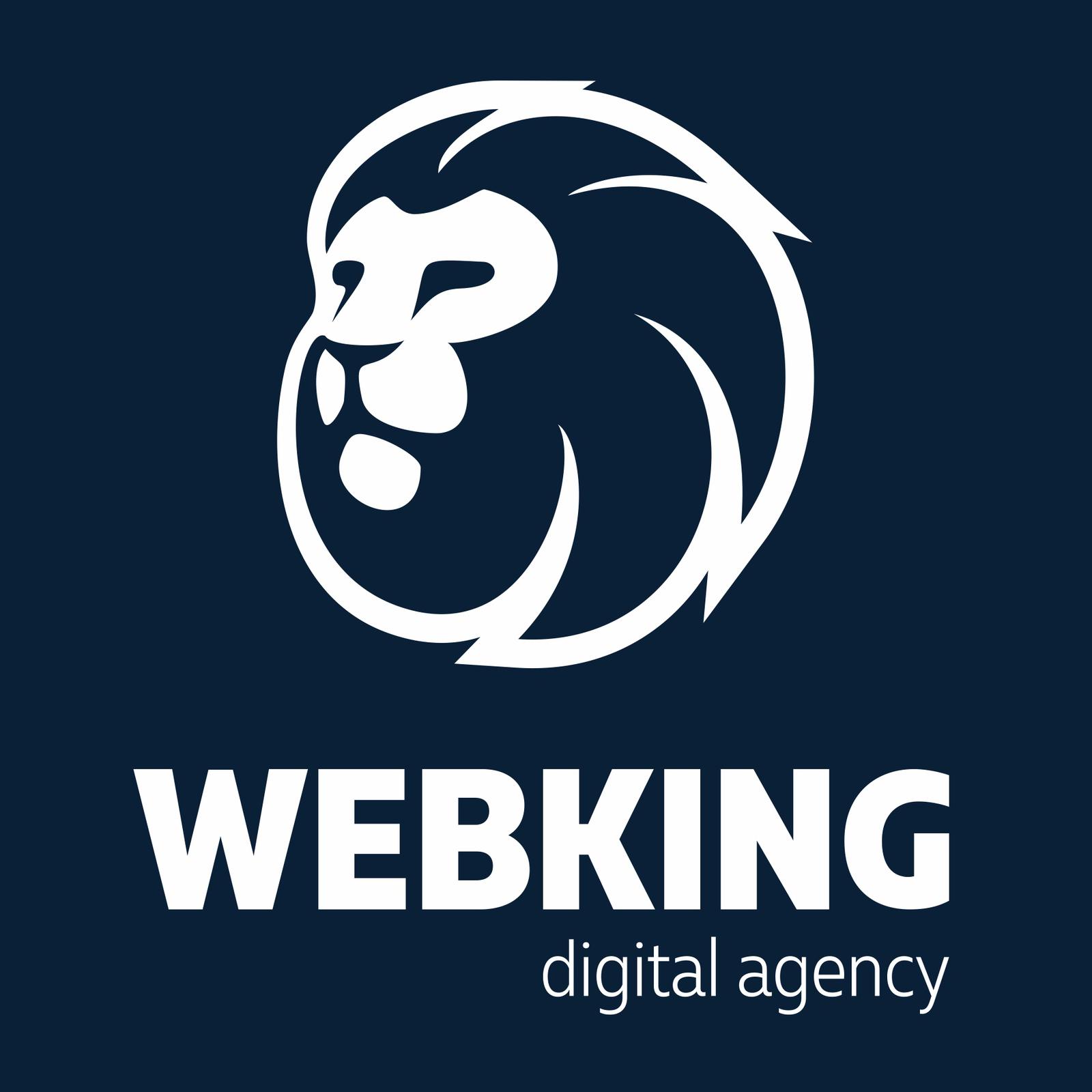 Логотип компании «WebKing»