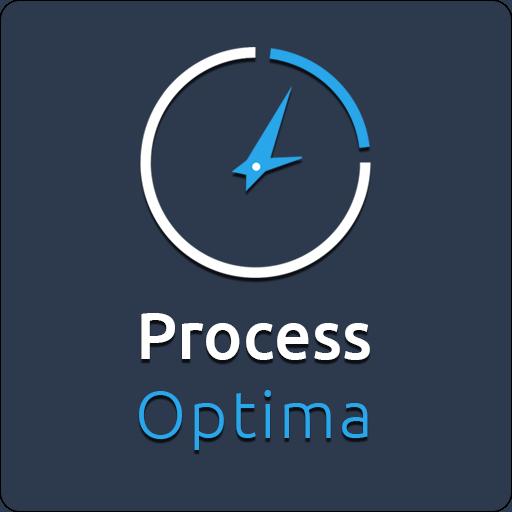 Логотип компании «Process Optima»