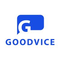 Логотип компании «Goodvice.io»