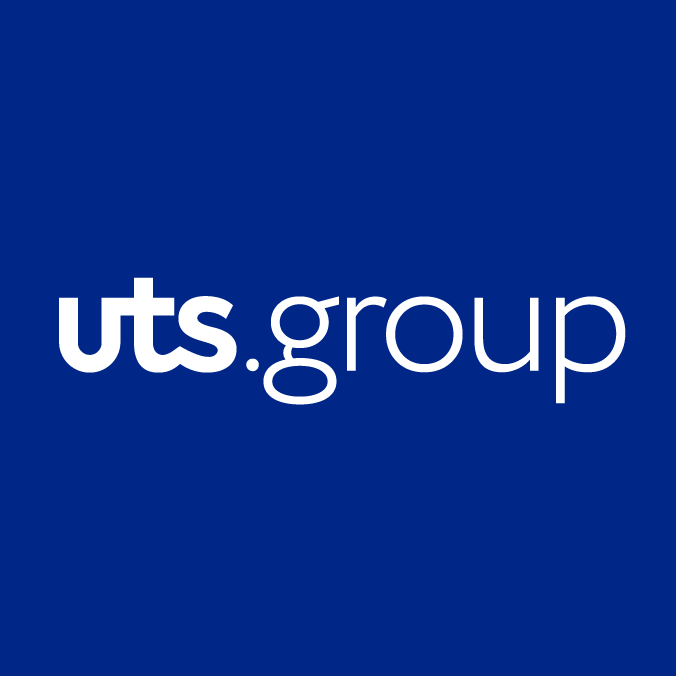 Логотип компании «UTS»