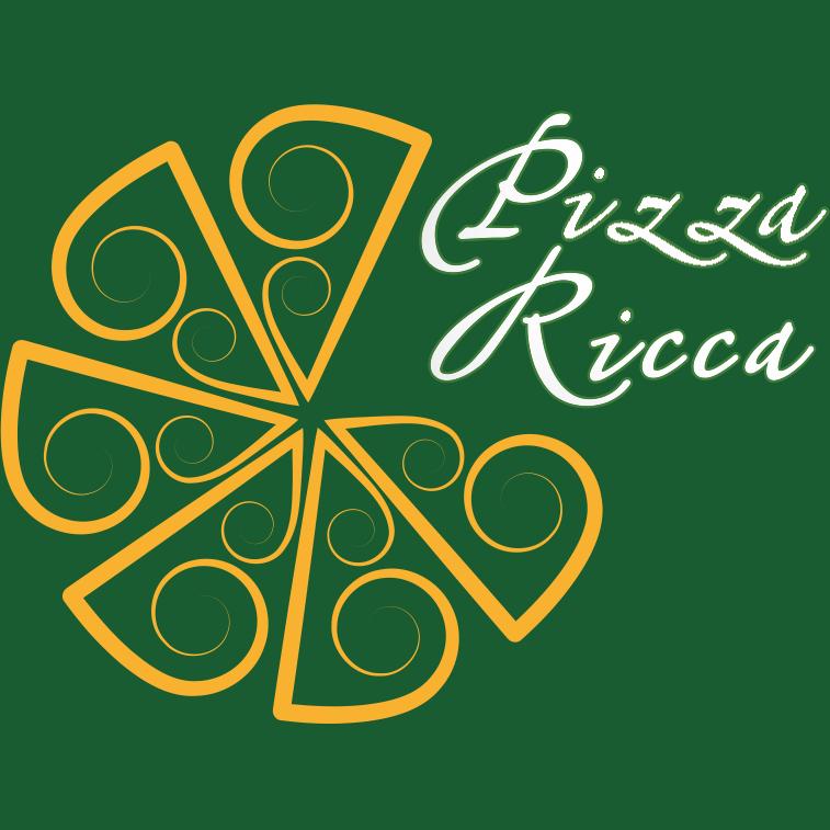 Логотип компании «Pizza Ricca»