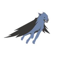 Логотип компании «FLY, ANIMAL»