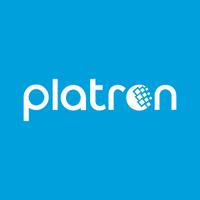 Логотип компании «Platron»