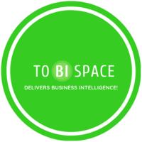 Логотип компании «TO BI Space»