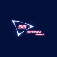 Логотип компании «StarniGames»
