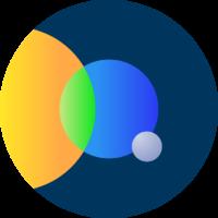 Логотип компании «Reputation Earth»