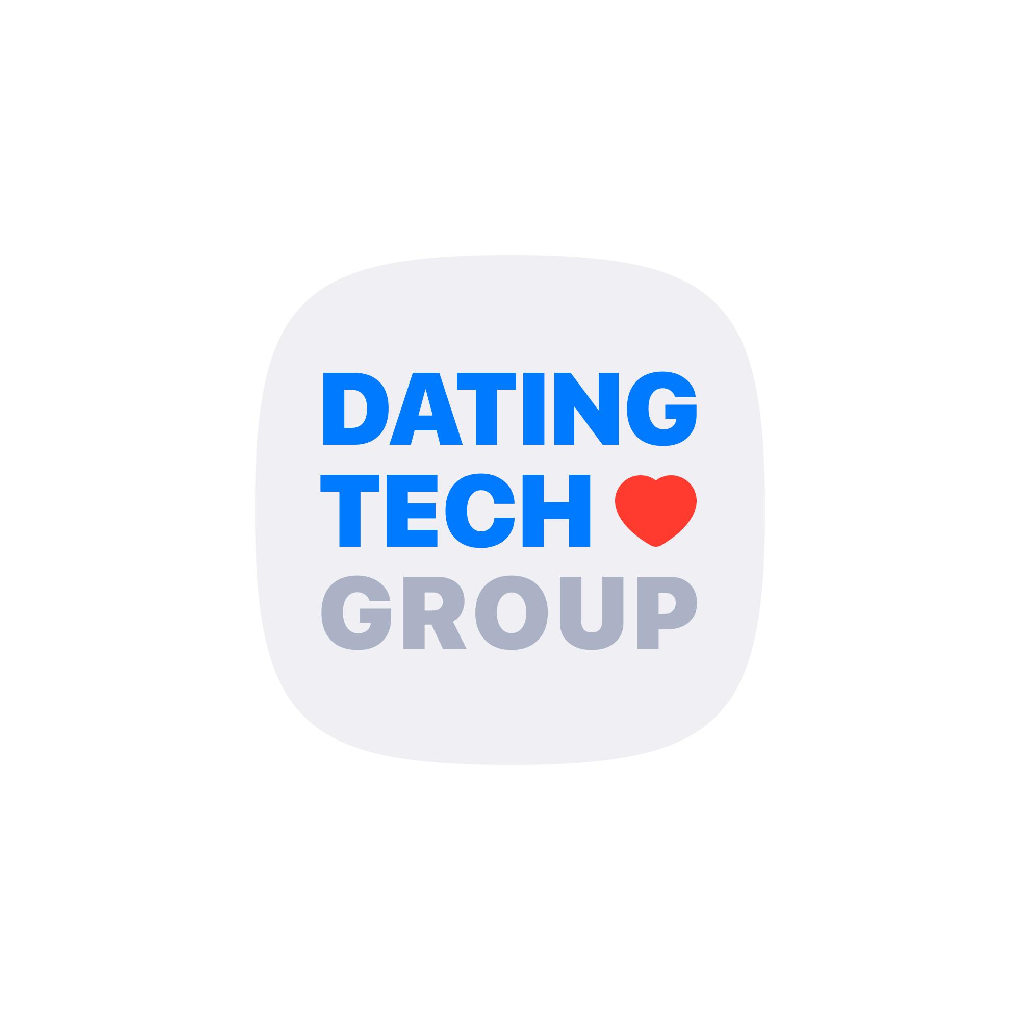 Логотип компании «Dating Tech Group Ltd.»