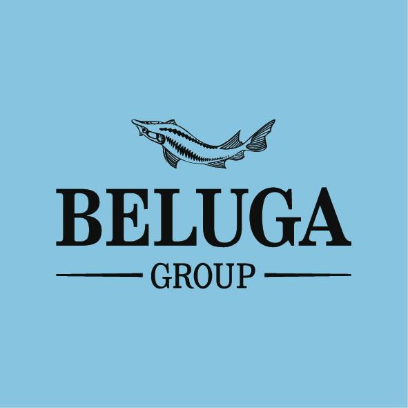 Логотип компании «BELUGA GROUP»