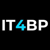 Логотип компании «IT4BP.RU»