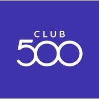 Логотип компании «Club 500»