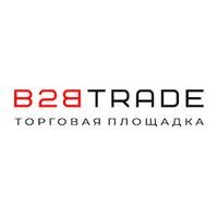 Логотип компании «B2BTRADE»