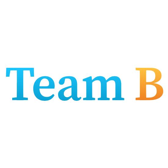 Логотип компании «Team B»