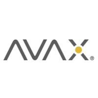 Логотип компании «Avax»