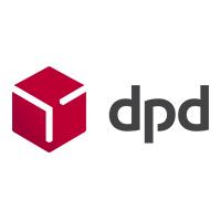 Логотип компании «DPD в России»