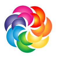 Логотип компании «AdHub»