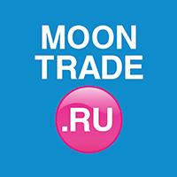 Логотип компании «MOON Trade»