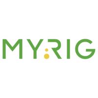 Логотип компании «MyRig»