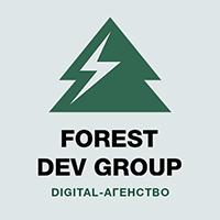 Логотип компании «ForestDevGroup»