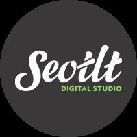 Логотип компании «Seotlt»