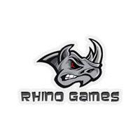 Логотип компании «Rhino Games»