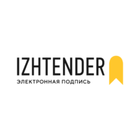 Логотип компании «ИжТендер»
