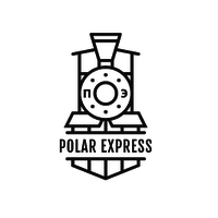 Логотип компании «Polar Express»