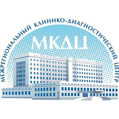 Логотип компании «ГАУЗ «МКДЦ»»