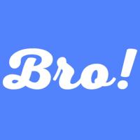Логотип компании «BRO!»