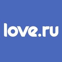 Логотип компании «Love.ru»