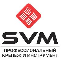 Логотип компании «SVM»