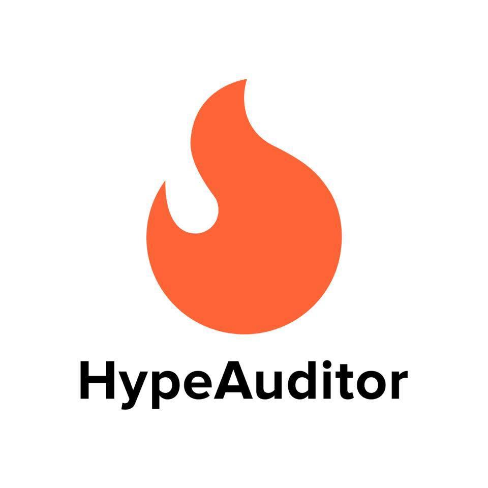 Логотип компании «HypeAuditor»