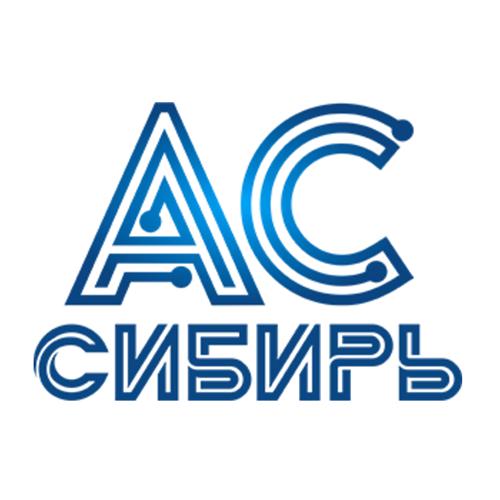 Логотип компании «АС-Сибирь»