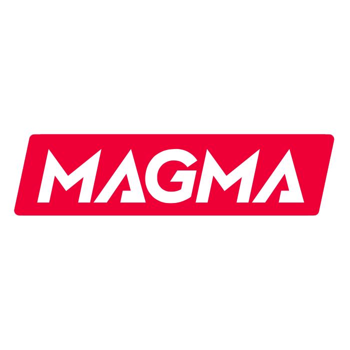 Логотип компании «MAGMA»
