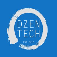 Логотип компании «DZENTECH»