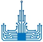 Логотип компании «Дизайн-центр цифровой микроэлектроники МГУ»