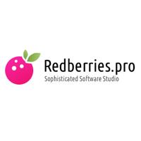 Логотип компании «Redberries.pro»