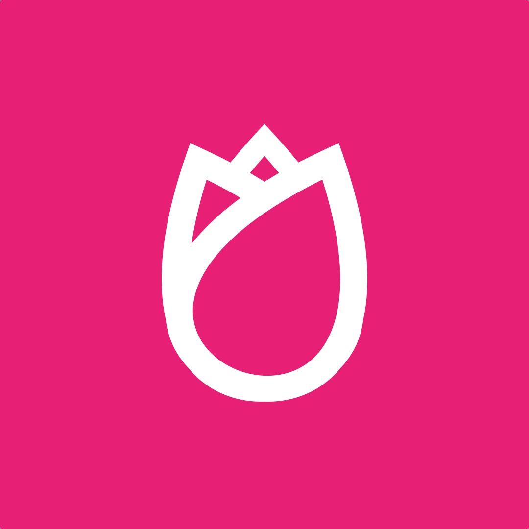Логотип компании «Розарио.Цветы»