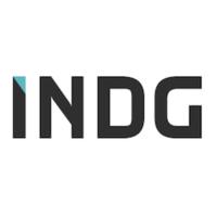 Логотип компании «INDG»