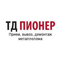 Логотип компании «ТД Пионер»