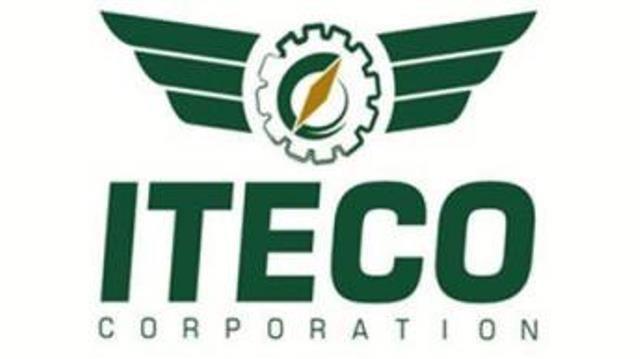 Логотип компании «ITECO»
