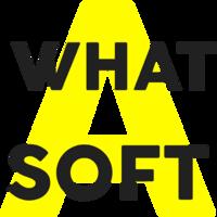 Логотип компании «ЧТО ЗА СОФТ»