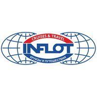 Логотип компании «INFLOT»