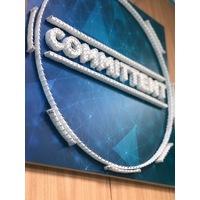 Логотип компании «Скупка Committent»