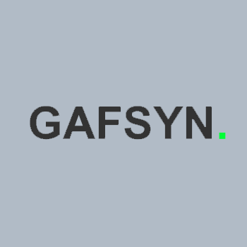 Логотип компании «GAFSYN»