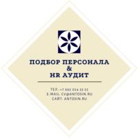 Логотип компании «Подбор персонала & HR-аудит»