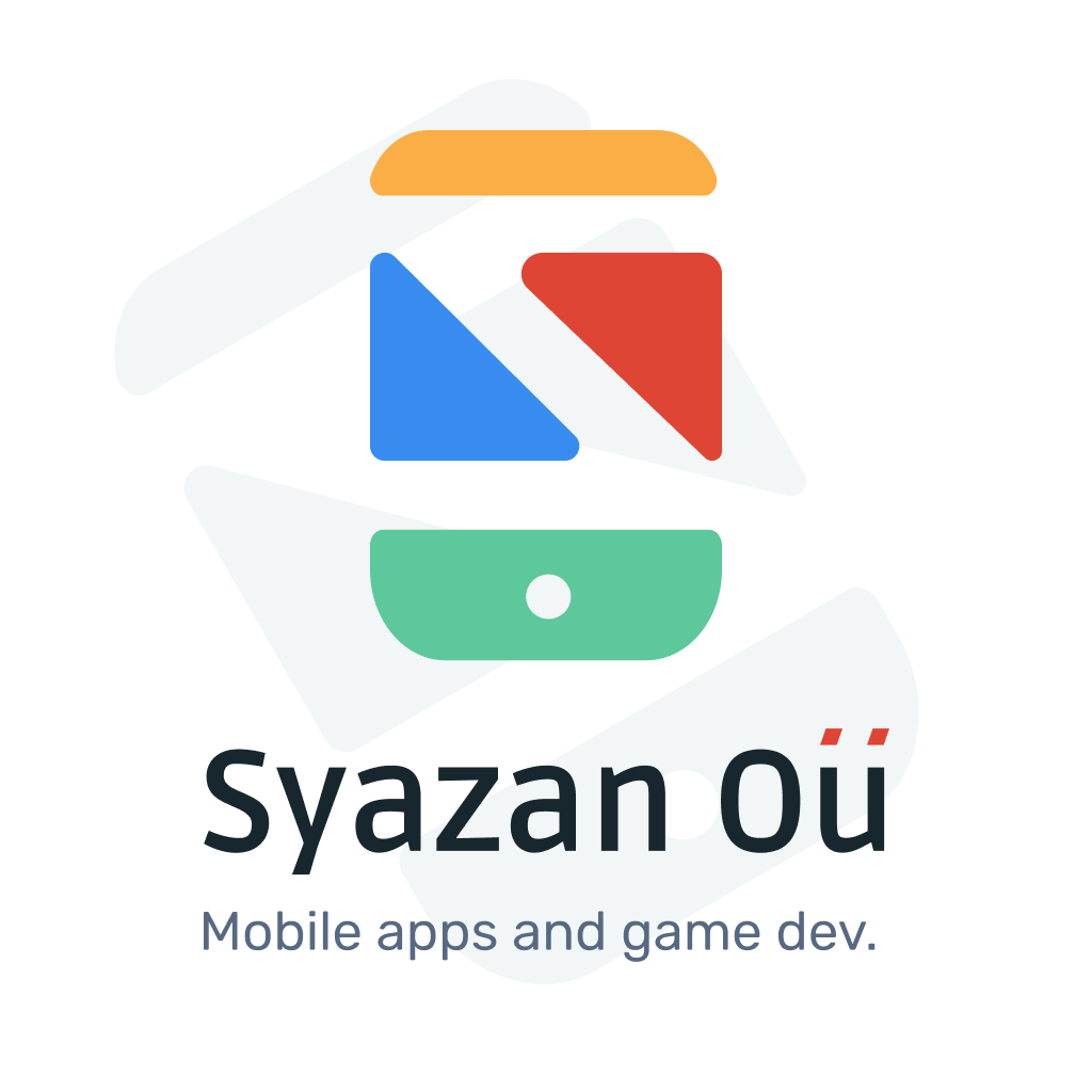 Логотип компании «Syazan OU»