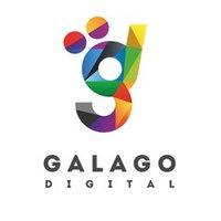 Логотип компании «Galago Digital»