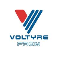 Логотип компании «VOLTYRE-Prom»