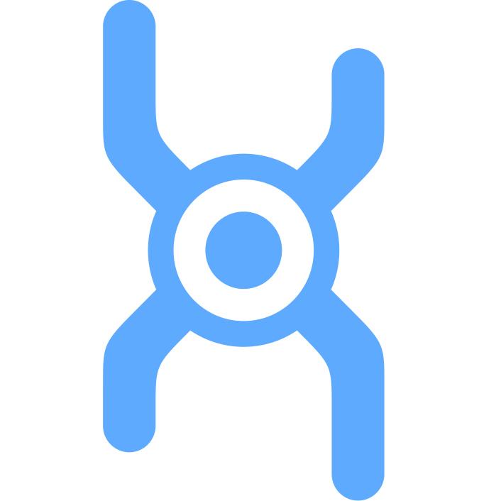 Логотип компании «Luxand»